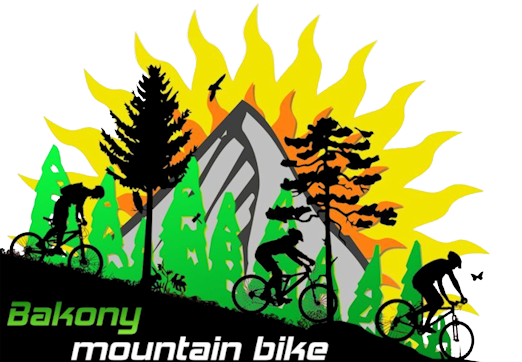 Bakony mountain bike logo